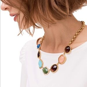 Kate Spade Perfectly Imperfect Stone Necklace/NWT